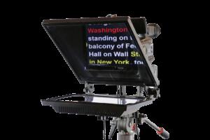 Phoenix on camera teleprompter mount