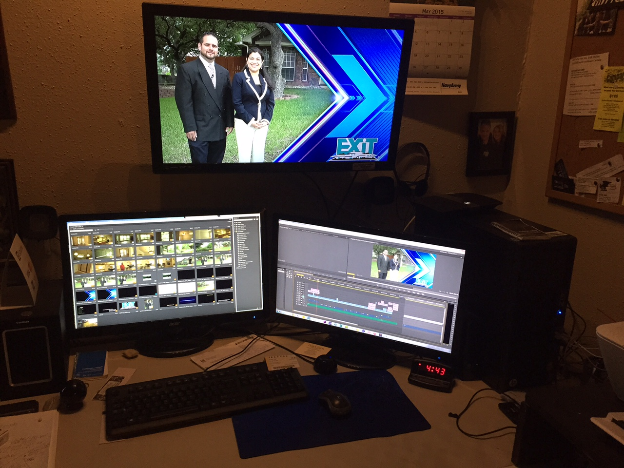 Commercial video production Corpus Christi Texas