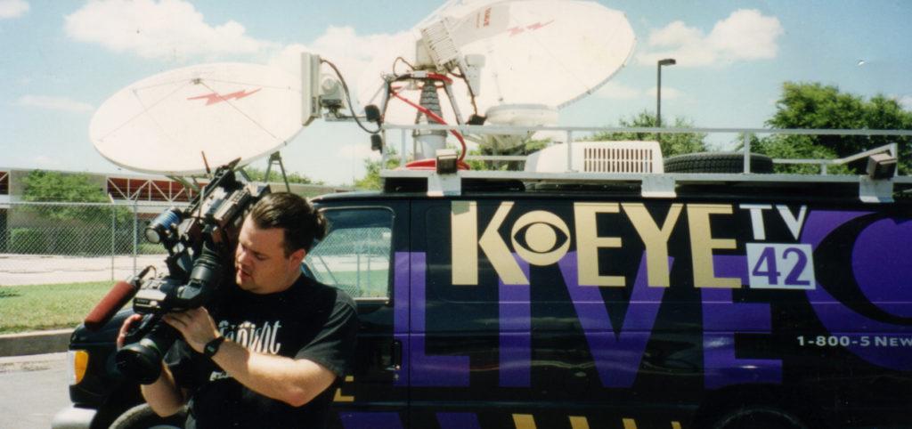 KEYE-TV, KEYE 42, 1995, Austin