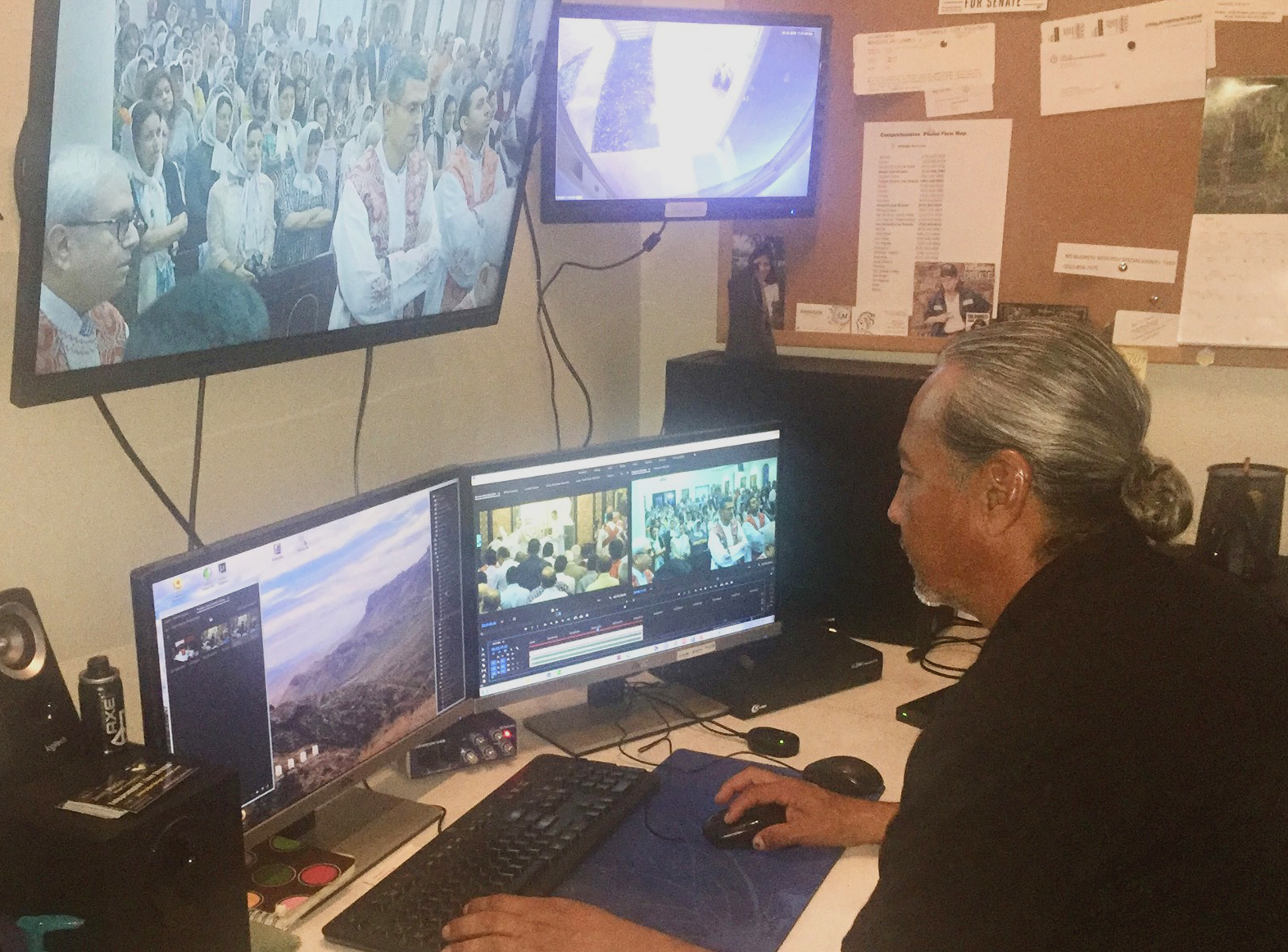 Laredo video production companies Joaquin Costilla
